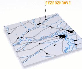 3d view of Bezbozhnoye