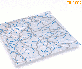 3d view of Tildega