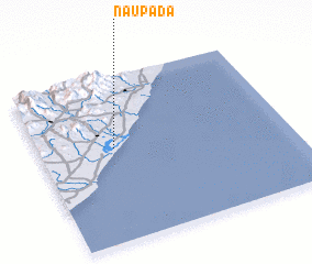 3d view of Naupada