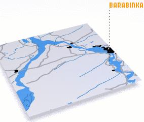3d view of Barabinka