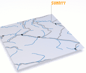 3d view of Sumnyy