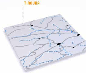 3d view of Tinovka