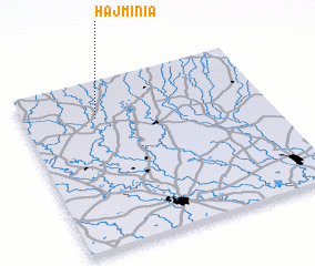 3d view of Hajminia
