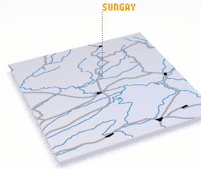 3d view of Sungay
