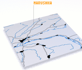 3d view of Marushka