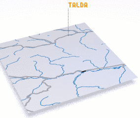 3d view of Talda