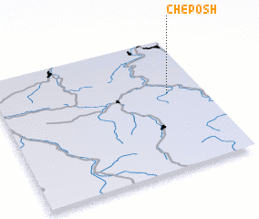 3d view of Cheposh