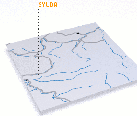 3d view of Sylda