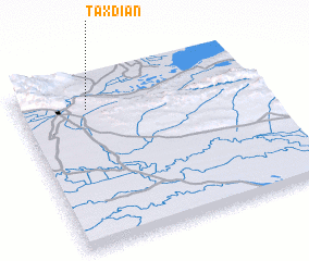 3d view of Taxdian