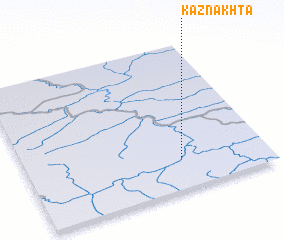 3d view of Kaznakhta