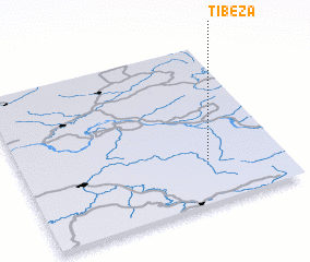 3d view of Tibeza