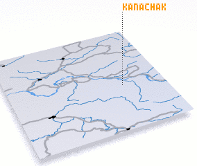 3d view of Kanachak