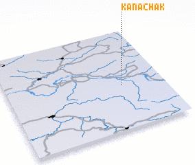 3d view of Kanachak