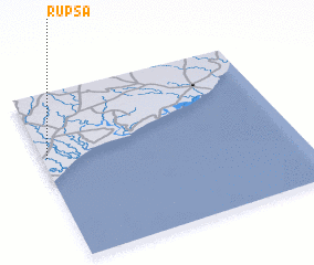 3d view of Rupsa