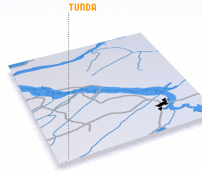 3d view of Tunda