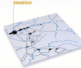 3d view of Bedarevo