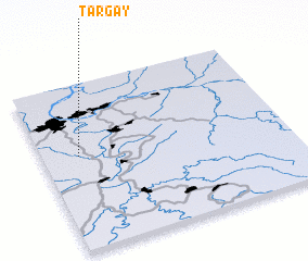 3d view of Targay