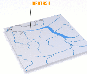 3d view of Karatash