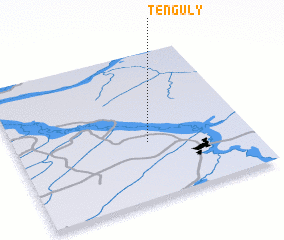 3d view of Tenguly