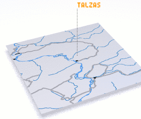3d view of Talzas