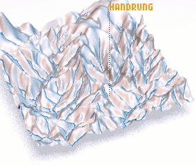 3d view of Hāndrung