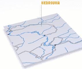 3d view of Kedrovka