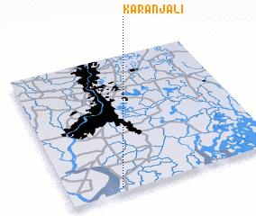 3d view of Karanjali