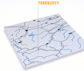 3d view of Terrasnyy