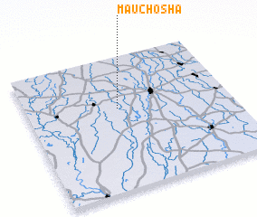3d view of Mauchosha