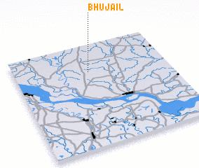 3d view of Bhujail