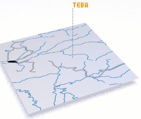 3d view of Teba