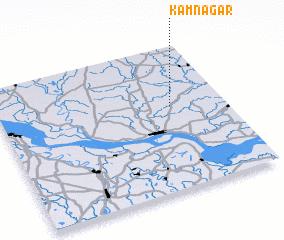3d view of Kāmnagar