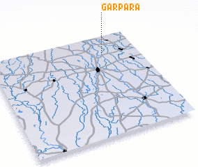 3d view of Gārpāra