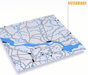 3d view of Kusābāri