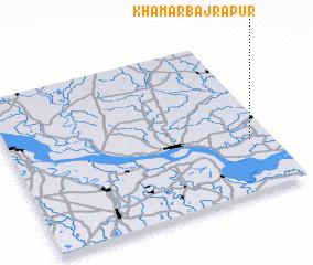 3d view of Khāmār Bajrāpur