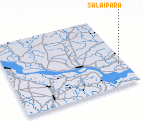 3d view of Salaipāra