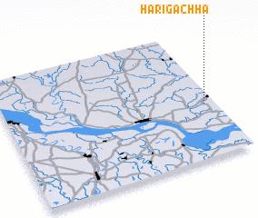 3d view of Hārigāchha