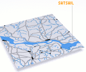 3d view of Sātsail
