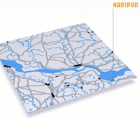 3d view of Haripur