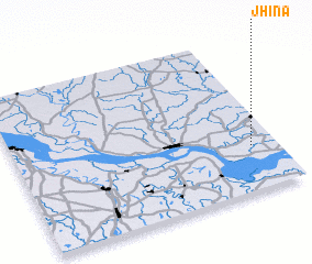 3d view of Jhina
