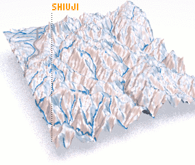 3d view of Shiuji