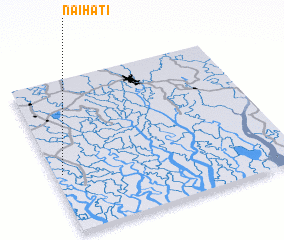 3d view of Naihāti