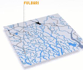 3d view of Fulbāri