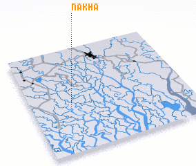 3d view of Nākha