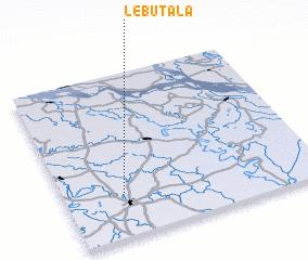 3d view of Lebutala