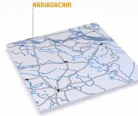 3d view of Hāriāgāchhi