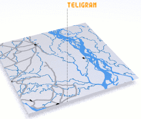 3d view of Teligrām