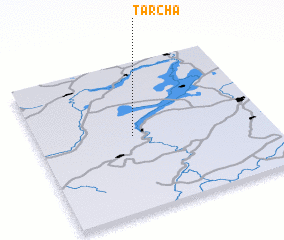 3d view of Tarcha