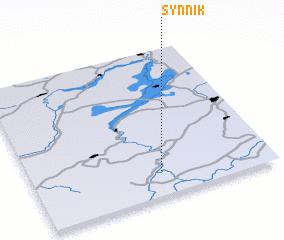3d view of Synnik
