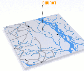 3d view of Dhunot